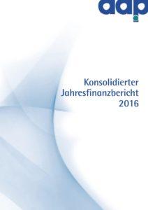 Konsolidierter Jahresfinanzbericht 2016