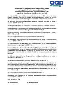 Declaration of Conformity 2006