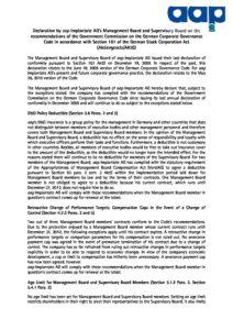 Declaration of Conformity 2010