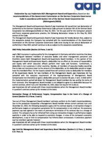 Declaration of Conformity 2012