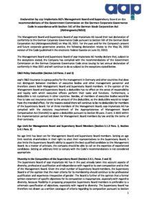 Declaration of Conformity 2013
