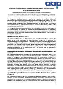 Declaration of Conformity 2017
