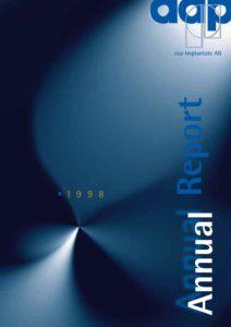 Annual Report 1998