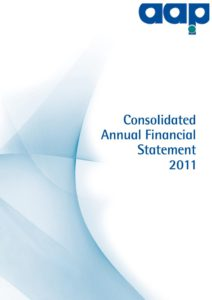 Consolidated Annual Financial Statement 2011