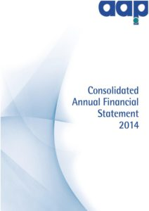 Consolidated Annual Financial Statement 2014