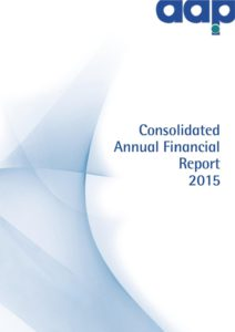 Consolidated Annual Financial Statement 2015
