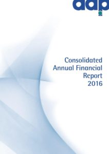 Consolidated Annual Financial Statement 2016