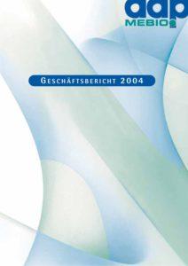Geschäftsbericht 2004