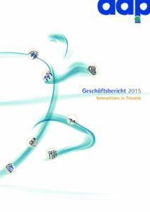 Geschäftsbericht 2015