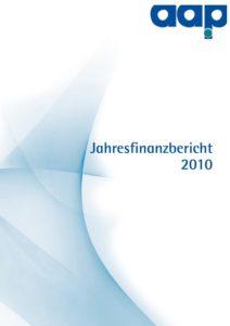 Jahresfinanzbericht 2010
