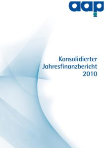 Konsolidierter Jahresfinanzbericht 2010