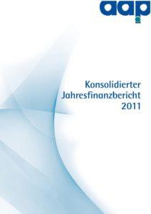 Konsolidierter Jahresfinanzbericht 2011