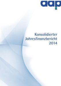 Konsolidierter Jahresfinanzbericht 2014