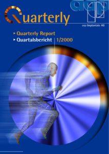 Quartalsbericht 1 2000