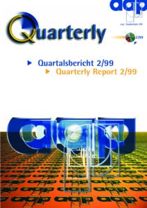 Quartalsbericht 2 1999