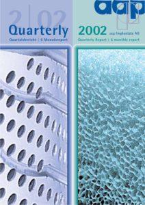 Quartalsbericht 2 2002