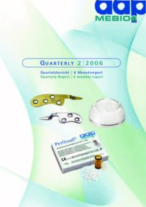 Quartalsbericht 2 2006