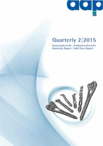Quartalsbericht 2 2015