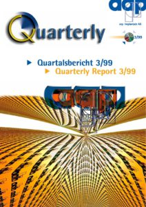 Quarterly Statement 3 1999