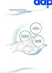Quartalsbericht 3 2017