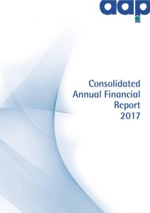 Consolidated Annual Financial Report 2017