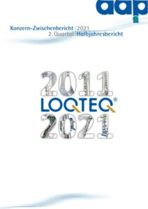 Quartalsbericht 2 2021